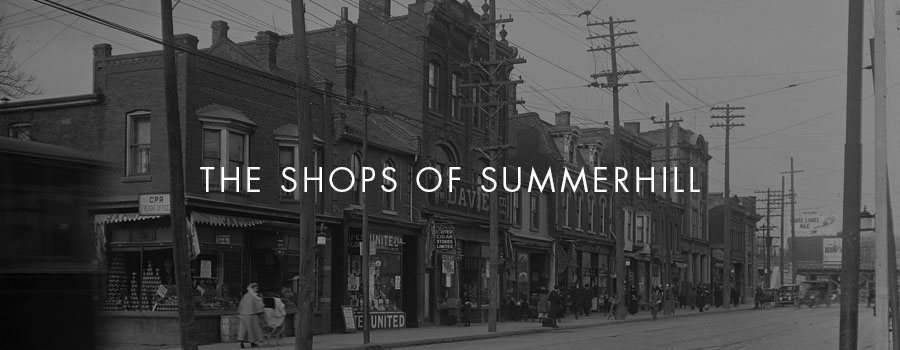 The Shops of Summerhill
